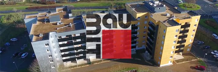 Réhabilitation de logements à Cholet (49)