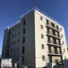 Ravalement de façade – Villeneuve St Germain – 1