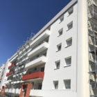 Ravalement de facade Bouteiller Moulin à Dijon – Par Euro Peinture 37 – 6