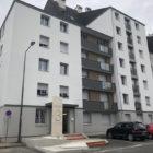 Ravalement de facade Residence Charcot a Tours – Par Euro Peinture 37 – 2