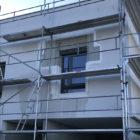 Ravalement facade + ITE Ehpad Les Mistraits par Euro Peinture 37 – 8