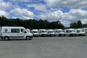 camions europeinture